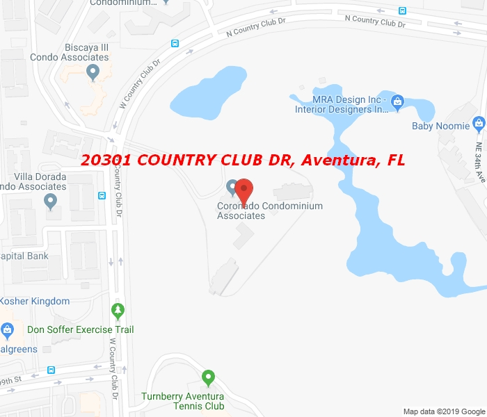 20301 Country Club Dr 1430, Aventura, Florida, 33180