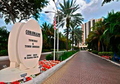 Coronado condo Aventura Condominiums for Sale and Rent